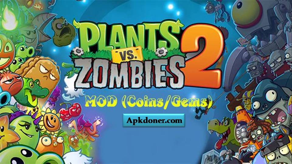 PVZ 2 Mod APK v8.6.1 Free Download