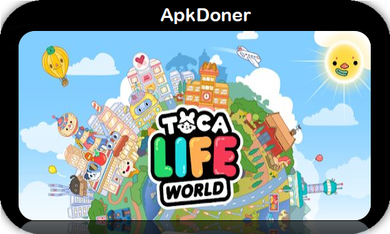 Download Toca Life World 1.34 Apk Latest Version For Android